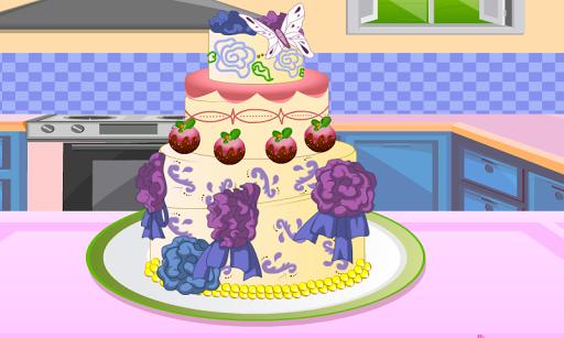 ケーキクッキング - クックゲーム