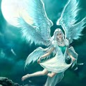 3D Angels Live Wallpaper icon