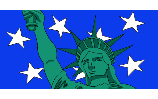 Independence Day Coloring Book