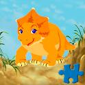 Professional Dinosaur Puzzles icon