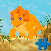 Dinosaur Puzzles Toddlers Game