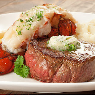 Surf and Turf Dinner for Two