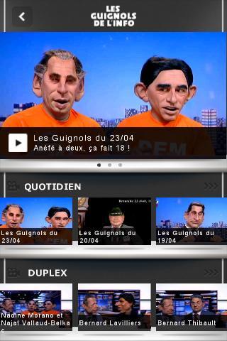 Les Guignols de l'info- screenshot