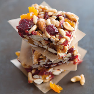 Chewy Fruit and Nut Bars