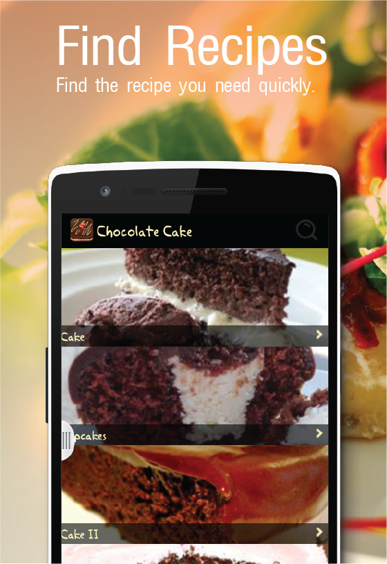 Cake Recipes Free- screenshot