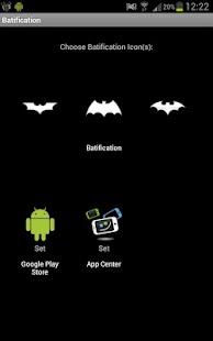 Batification - bat your apps