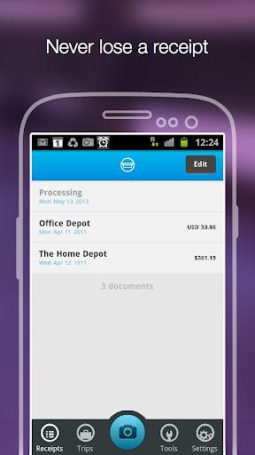 Shoeboxed Receipt Tracker  screenshots 2