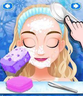 Frozen Beauty Queen