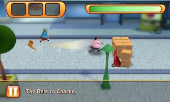 Screenshot of Run Fatty Run