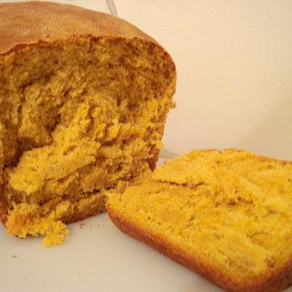 Trader Joe's Pumpkin Bread vs. Homemade Pumpkin Yeast Bread
