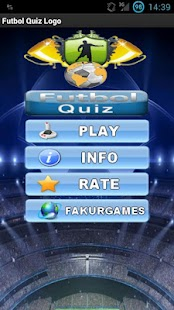 Football Quiz Logo - screenshot thumbnail