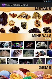 Gems Metals&Minerals- screenshot thumbnail