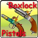 Boxlock pistols explained icon