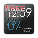 Customize Clock++FREE logo