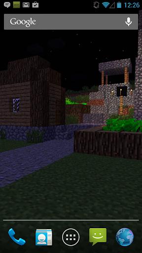 ZombieTown Minecraft Wallpaper 6.1 screenshots 3
