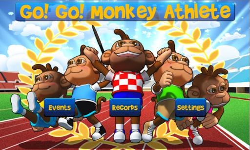 Go Go Monkey Athlete