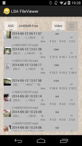 LBA Video File Viewer