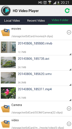 HD Video Player 1.7.8 screenshot 66821