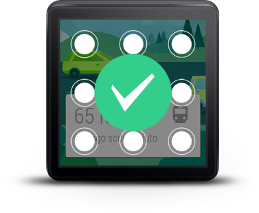 Showear: Android Wear Lock Screenshot 3