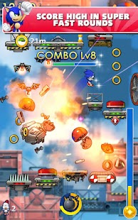 Sonic Jump Fever Screenshot 20