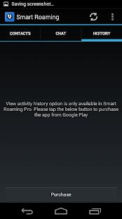 Smart Roaming screenshot