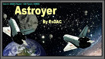 Screenshot of Astroyer