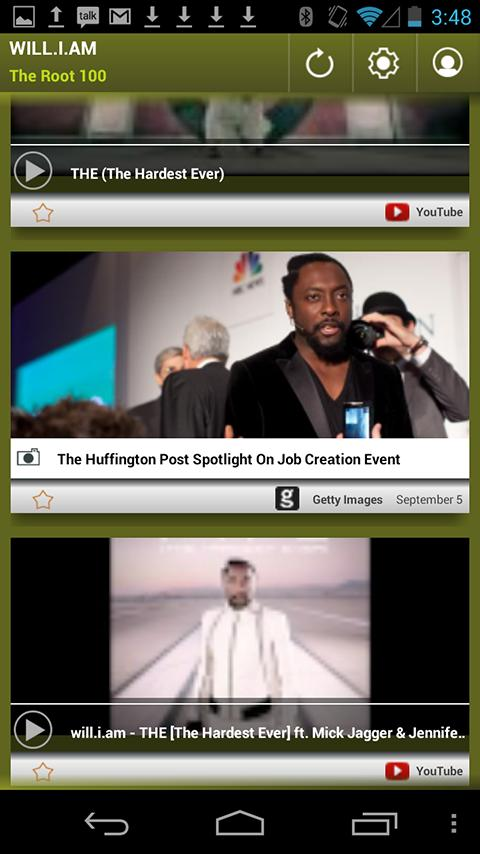 Will.I.Am: The Root 100 - screenshot