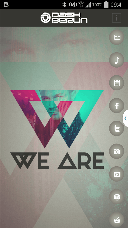 #WeAre Dash Berlin - screenshot
