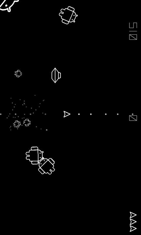AsterDroids- screenshot
