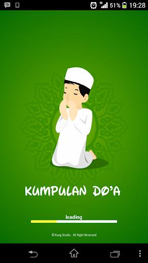 Kumpulan Doa Doa Islam