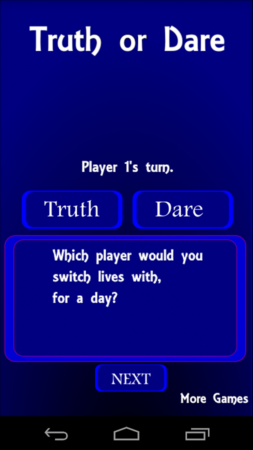 Truth Or Dare Questions For Your Friends