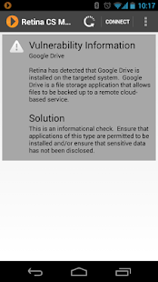 Retina CS Mobile - screenshot thumbnail