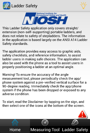 Ladder Safety - screenshot