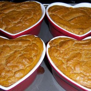 Light Crustless Pumpkin Pie.