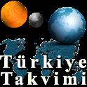 Türkiye Takvimi icon