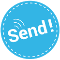 Send! Pro | File Transfer icon