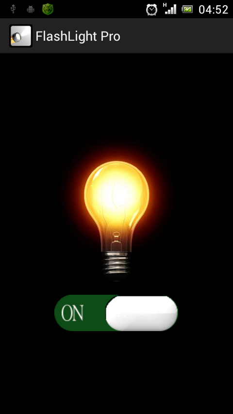FlashLight Pro - screenshot