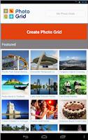 Screenshot of Pics Grid