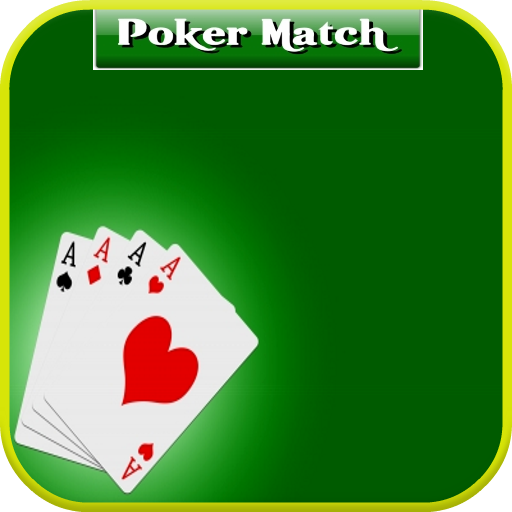 Free Poker Match Game LOGO-APP點子