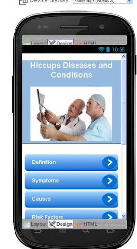 Hiccups Disease Symptoms