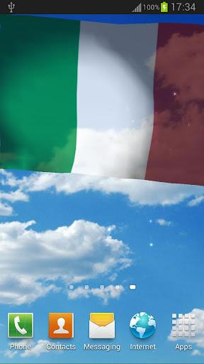 意大利國旗動態桌布