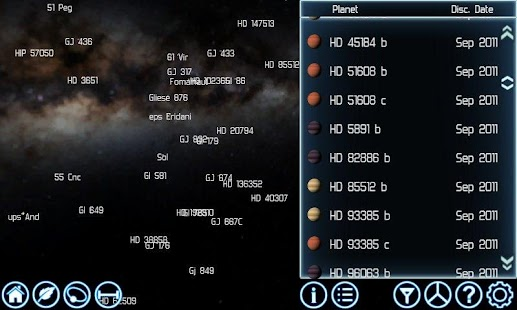 Exoplanet Explorer Lite - screenshot thumbnail