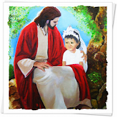 Kid's Bible Story - Jesus1