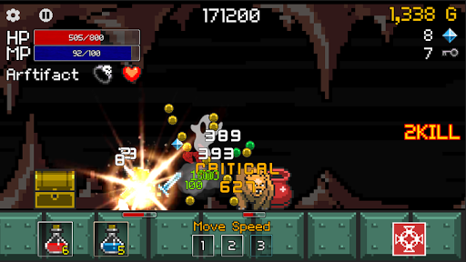 Buff Knight! - Idle RPG Runner 1.79 APK MOD screenshots 1