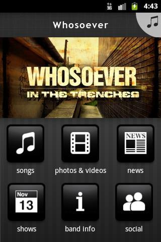 Whosoever - screenshot