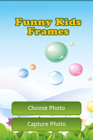 Funny Kids Frames- screenshot