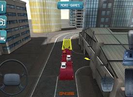 Screenshot of Car Transporter 3D Truck Sim