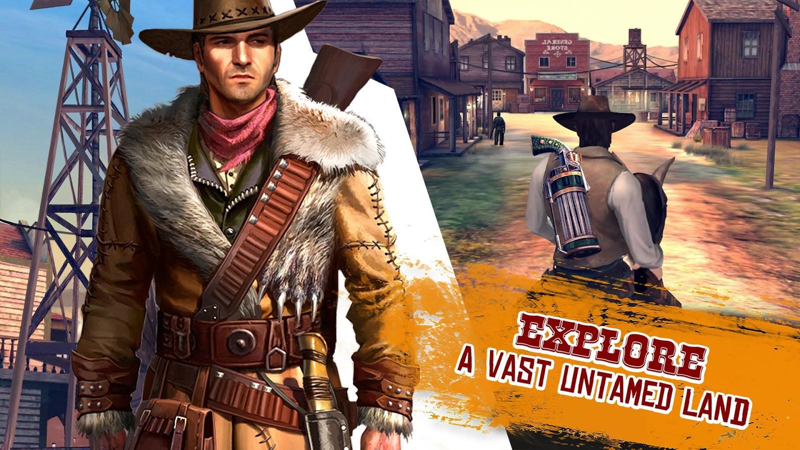 Six-Guns: Gang Showdown - screenshot