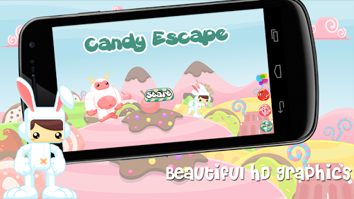 A Candy Escape Adventure