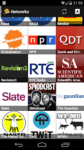 Podcast Addict - screenshot thumbnail